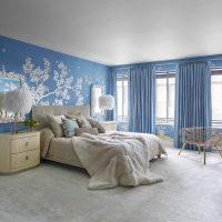 Những ý tưởng phối màu sơn phòng ngủ bắt mắt đón Tết Kỷ Hợi