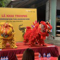 Sơn Thái Lan Mở Rộng Hệ Thống Showroom Đoan Hùng – Phú Thọ