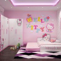 Cách chọn màu sơn phòng ngủ cho bé ấn tượng nhất