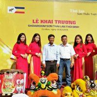 Sơn Thái Lan Mở Rộng Hệ Thống Showroom Thới Bình – Cà Mau