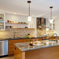 Gợi ý 6 cách phối màu sơn phòng bếp đẹp
