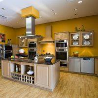 Bí quyết giúp chủ nhà sơn phòng bếp đẹp