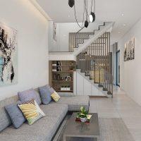 Những màu sơn phòng khách nhà ống hiện đại và đẹp mắt nhất