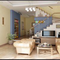 Cách chọn sơn nội thất phòng khách đẹp
