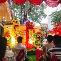 2 Showroom Sơn Thái Lan được khai trương trong cùng một ngày